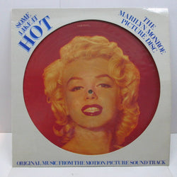 MARILYN MONROE - O.S.T./ Some Like It Hot (UK Picture LP)