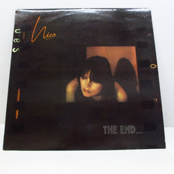 NICO - The End (UK 80's Reissue)