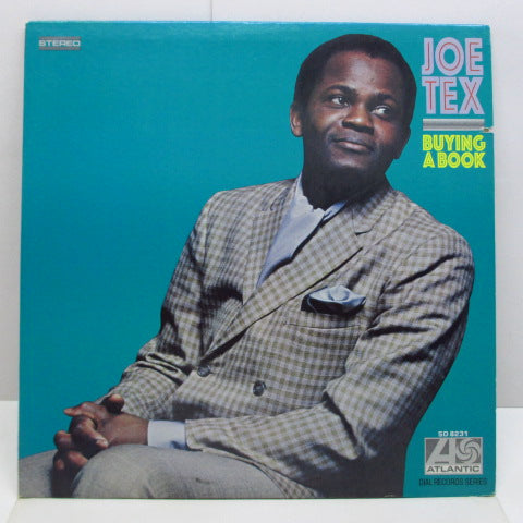 JOE TEX - Buying A Book (US Orig.Stereo LP)