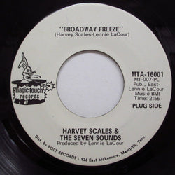 HARVEY SCALES & THE 7 SOUNDS - Broadway Freeze (Promo)