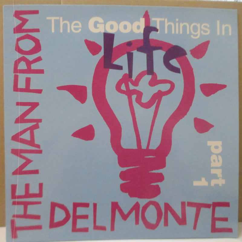 MAN FROM DELMONTE, THE - The Good Things In Life Part 1 (UK Orig.LP)