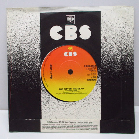 "CLASH, THE - Complete Control (UK Orig.7""/NOPS)"