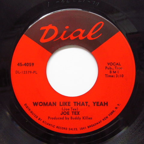 JOE TEX - I'm Going And Get It