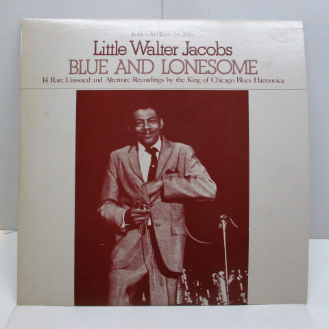 LITTLE WALTER JACOBS - Blue And Lonesome (CANADA)