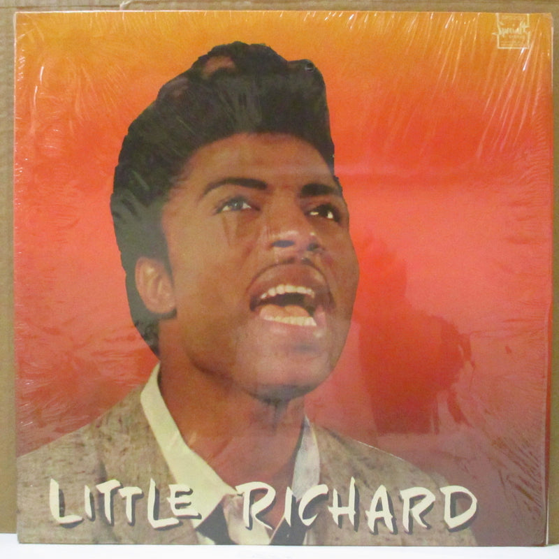 LITTLE RICHARD (リトル・リチャード)  - Little Richard (US 70's Re Mono LP/No Barcord CVR)