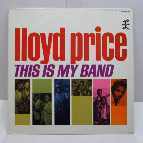 LLOYD PRICE - This Is My Band (US:Orig.STEREO)