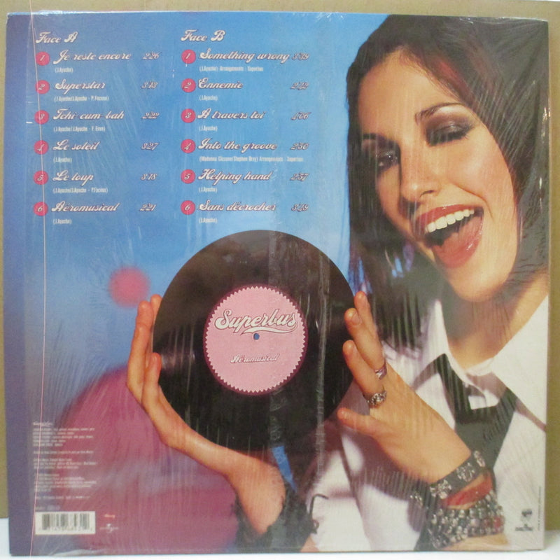 SUPERBUS - Aéromusical (France Orig.LP)