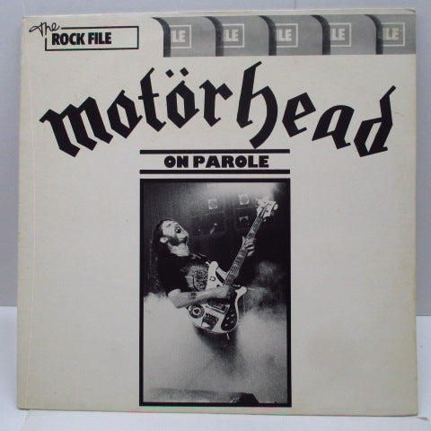 MOTORHEAD - On Parole (UK Orig.LP)