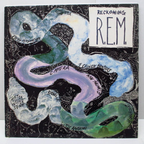 R.E.M. - Reckoning (UK Orig.LP)