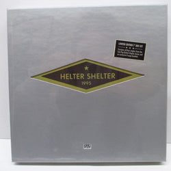 "V.A. - Helter Shelter 1995 (US Ltd. 4 x 7"" Box)"