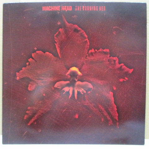 MACHINE HEAD - The Burning Red (US Orig.LP)