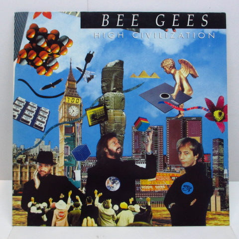 BEE GEES - High Civilization (GERMAN Orig.)