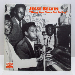 JESSE BELVIN - Hang Your Tears Out To Dry (SWEDEN Orig.)