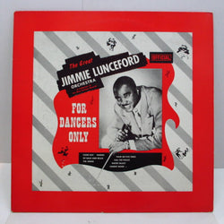JIMMIE LUNCEFORD - For Dancers Only (DENMARK Orig.)