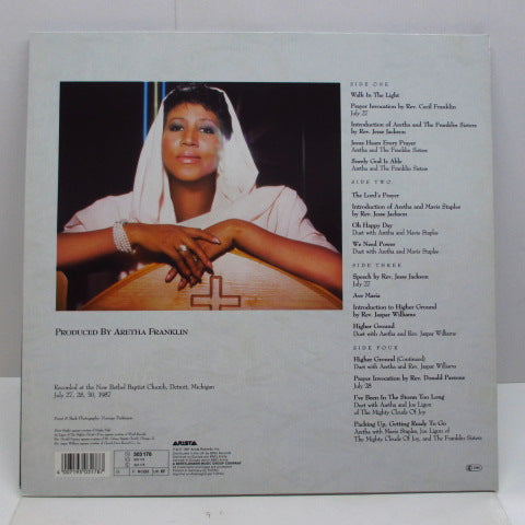 ARETHA FRANKLIN - One Lord, One Faith, One Baptism (GERMAN Orig.2xLP)