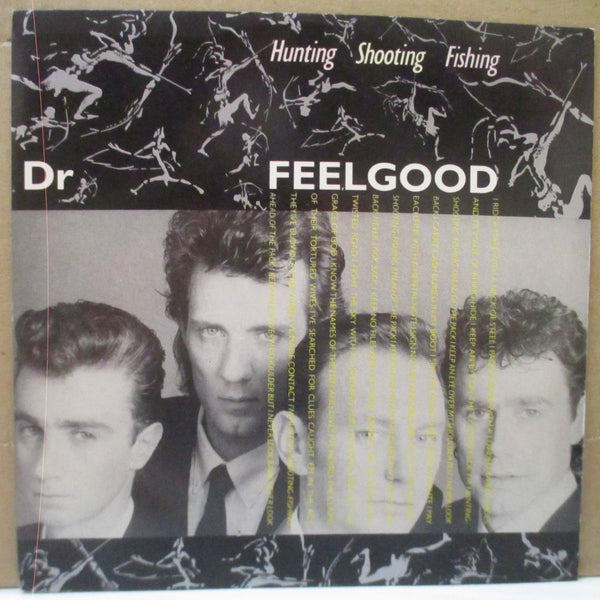"DR.FEELGOOD - Hunting, Shooting, Fishing (UK Orig.7"")"