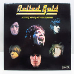 ROLLING STONES - Rolled Gold (UK 80's Re Silver Lbl.2xLP/GS)