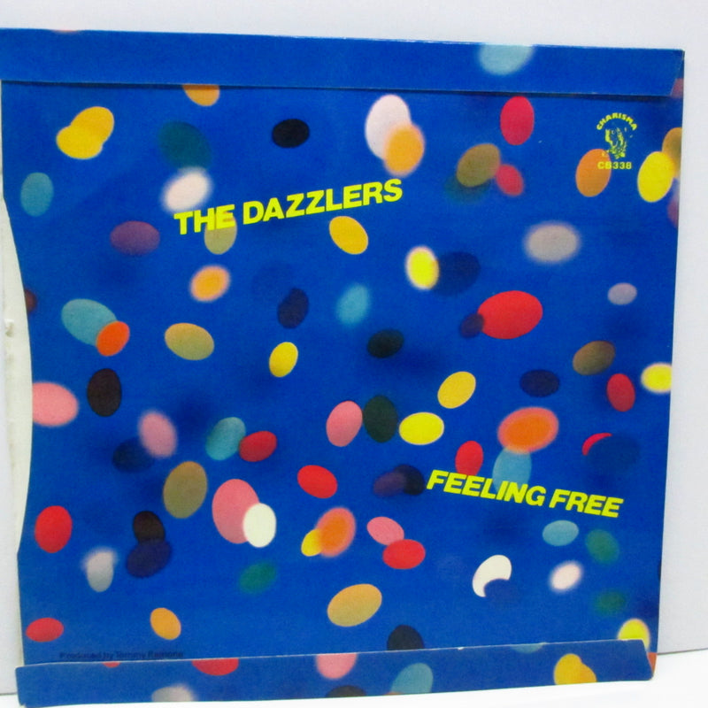 "DAZZLERS, THE - Feeling Free (UK Orig.7"")"