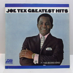 JOE TEX - Greatest Hits (UK Orig.MONO/CS)