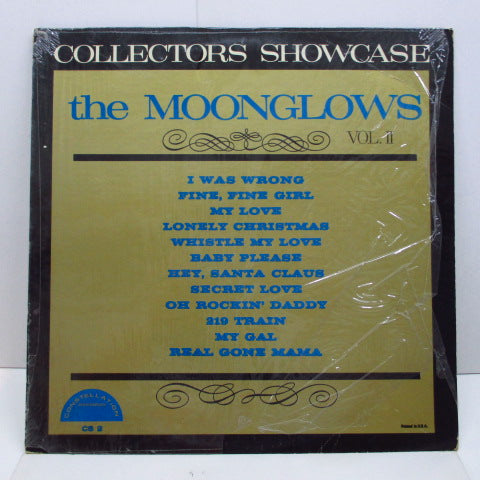 MOONGLOWS - Collectors Showcase Vol.2 (US Orig.Mono LP)