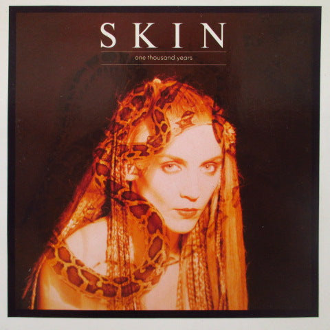 "SKIN - One Thousand Years (UK Orig.7"")"