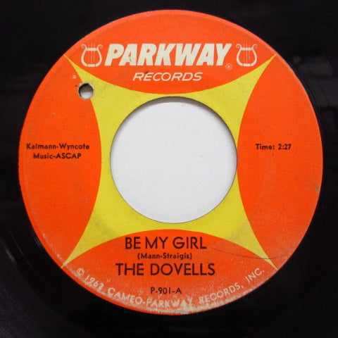DOVELLS - Dragster On The Prowl (Orig)