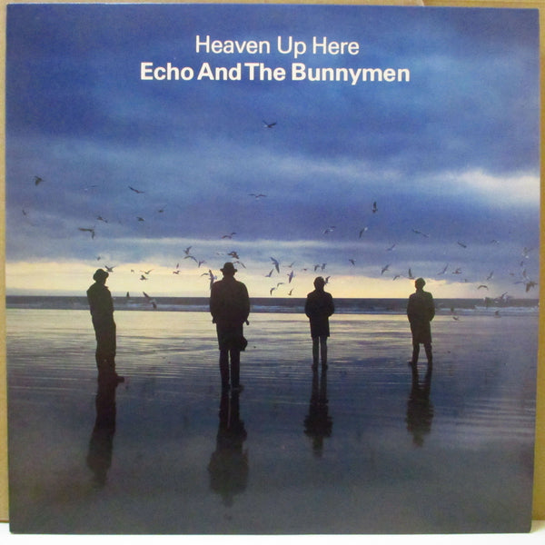 ECHO & THE BUNNYMEN (エコー&ザ・バニーメン)  - Heaven And The Here (US Orig.LP/No Inner)