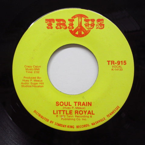 LITTLE ROYAL - Soul Train / I Surrender