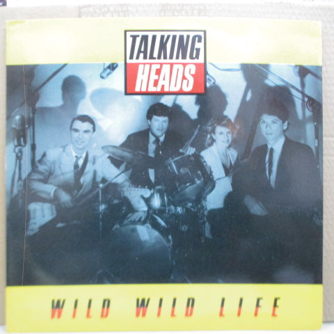 "TALKING HEADS - Wild Wild Life (Extended Mix) +2 (UK Orig.12""-EP)"