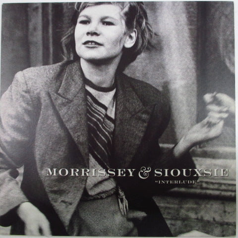 "MORRISSEY & SIOUXSIE - Interlude (UK Orig.7"")"