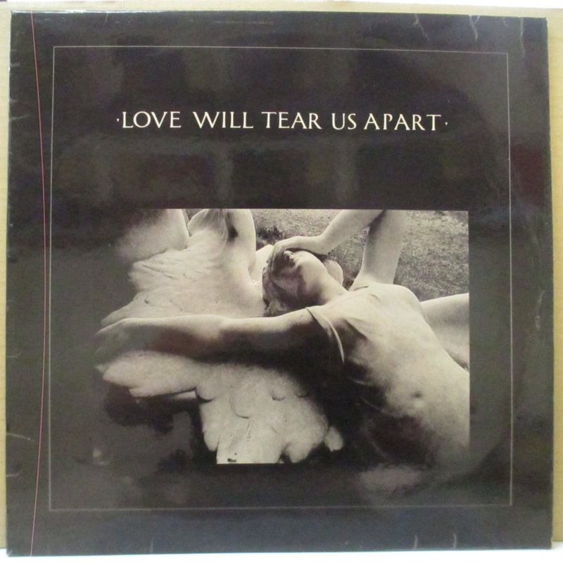 "JOY DIVISION - Love Will Tear Us Apart +2 (UK '83 REeissue 12""-EP/CS)"