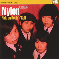 NYLON - RIDE ON ROCK'n'ROLL (CD)
