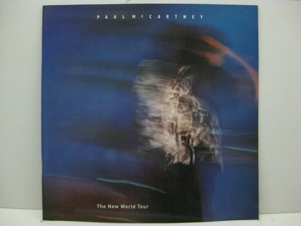 PAUL McCARTNEY - The New World Tour('93 Orig.Tour Program Book)