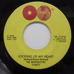 MARVELETTES - Locking Up My Heart (US 2nd Press)
