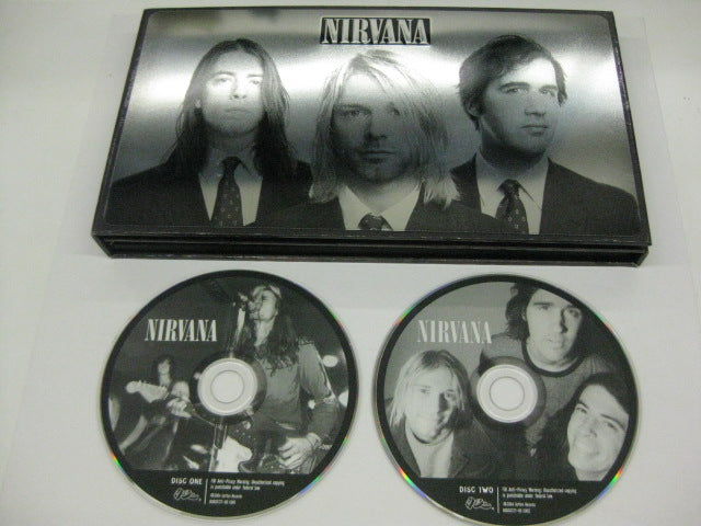 NIRVANA - ニルヴァーナ・ボックス - With the Lights Out (Japan Ltd.3xCD+DVD Box Set)