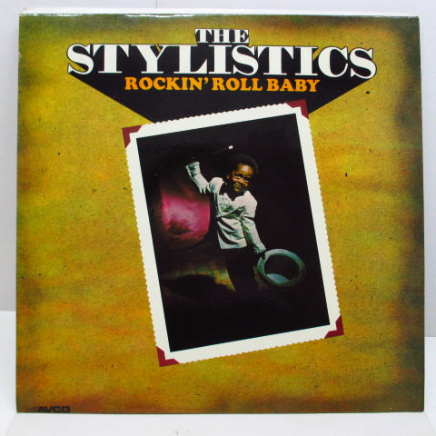 STYLISTICS - Rockin' Roll Baby (UK Orig./CS)