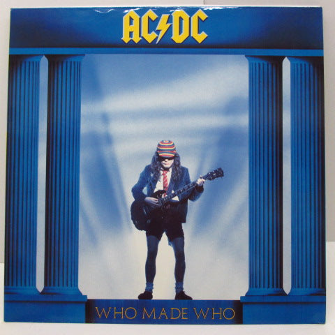 "AC/DC - Who Made Who (UK 12""+Poster)"