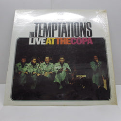 TEMPTATIONS - Live At The Copa (US:Orig.STEREO)