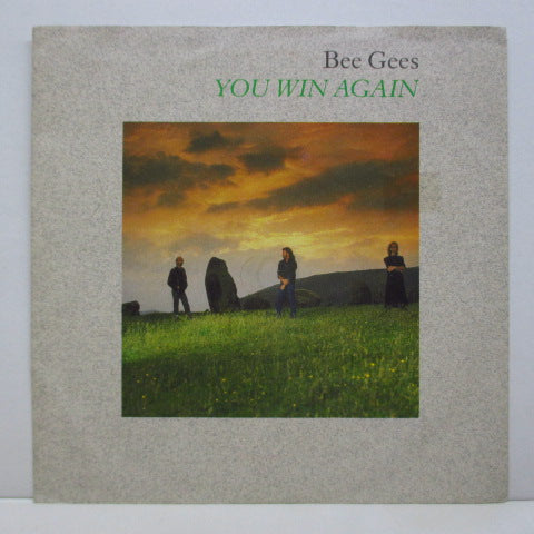 BEE GEES - You Win Again (UK Orig.)