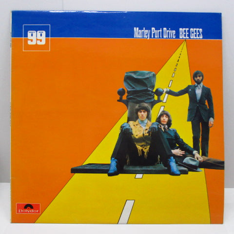 BEE GEES - Marley Purt Drive (UK 70's Reissue LP/CS)