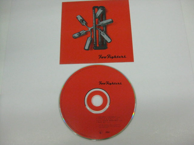 FOO FIGHTERS - Monkey Wrench +3 (US Promo.CD)
