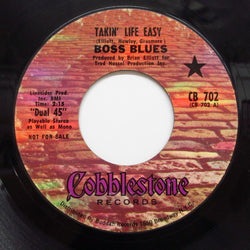BOSS BLUES - Could It Be True  (Promo)
