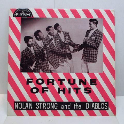 NOLAN STRONG & THE DIABLOS - Fortune Of Hits (Orig.Mono)
