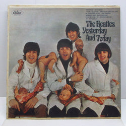 BEATLES - Yesterday & Today (US Orig Mono LP/Butcher Cover #1)