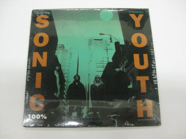 SONIC YOUTH - 100 % (US Promo.CD)