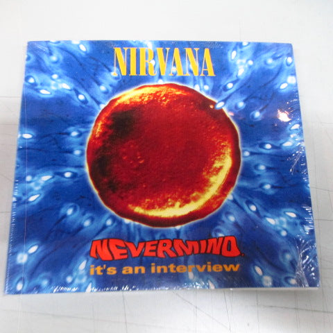 NIRVANA - Nevermind, It's An Interview (US Promo.CD)
