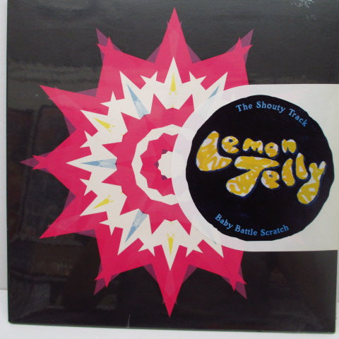 "LEMON JELLY - The Shouty Track (UK Orig.7"")"