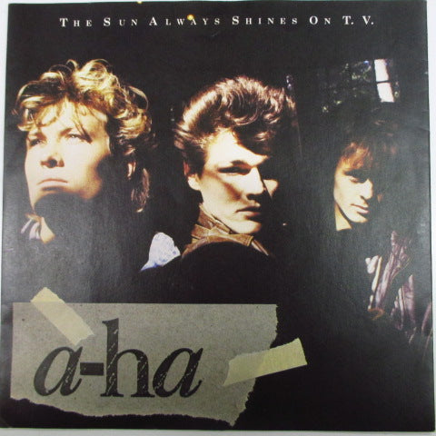 "A-HA - The Sun Always Shines On T.V. (UK Orig.7"")"