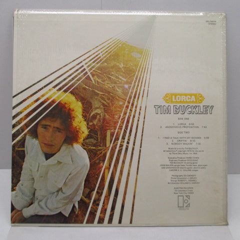 TIM BUCKLEY - Lorca (US 70's 2nd Press LP)