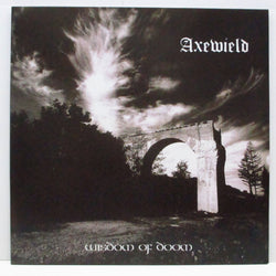 "AXEWIELD - Wisdom Of Doom (Japan Orig.12"")"